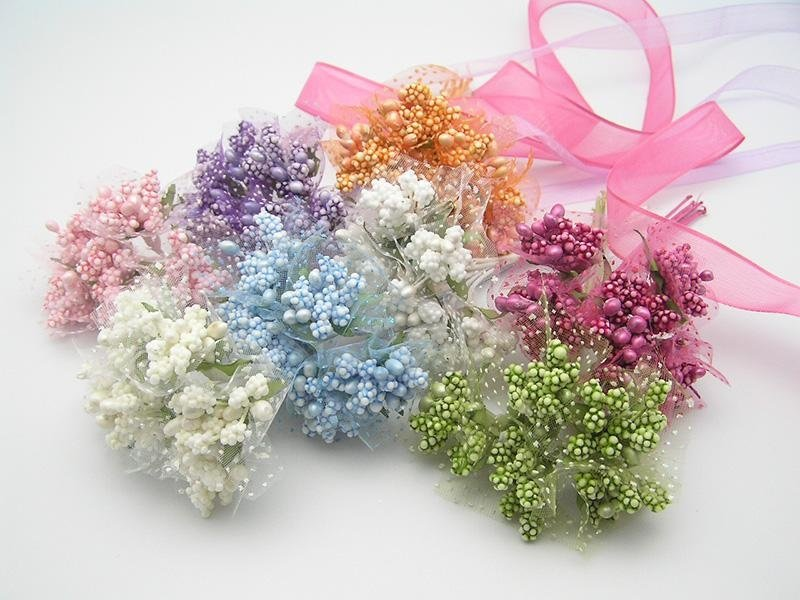 Artificial flowers - Brugherio - M.A.M. Ltd.