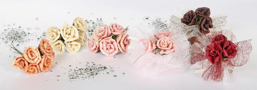 Piccoli bouquet artificiali