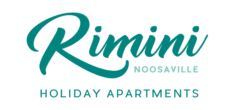 rimini noosaville holiday apartments logo