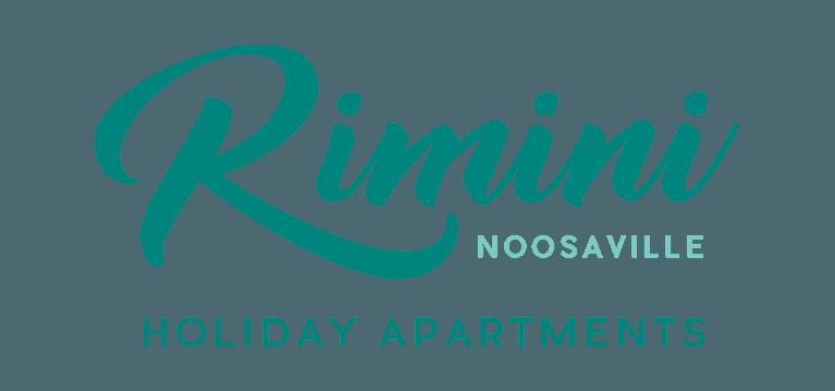 rimini noosaville holiday apartments logo