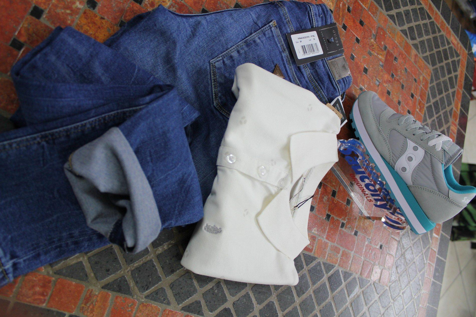 Vendita al dettaglio abbigliamento