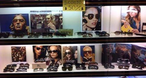 occhiali a metà prezzo