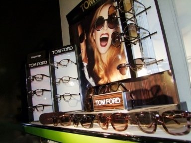 occhiali, tom ford, tarquinia, ottico