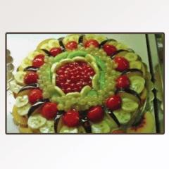 torte con frutta fresca