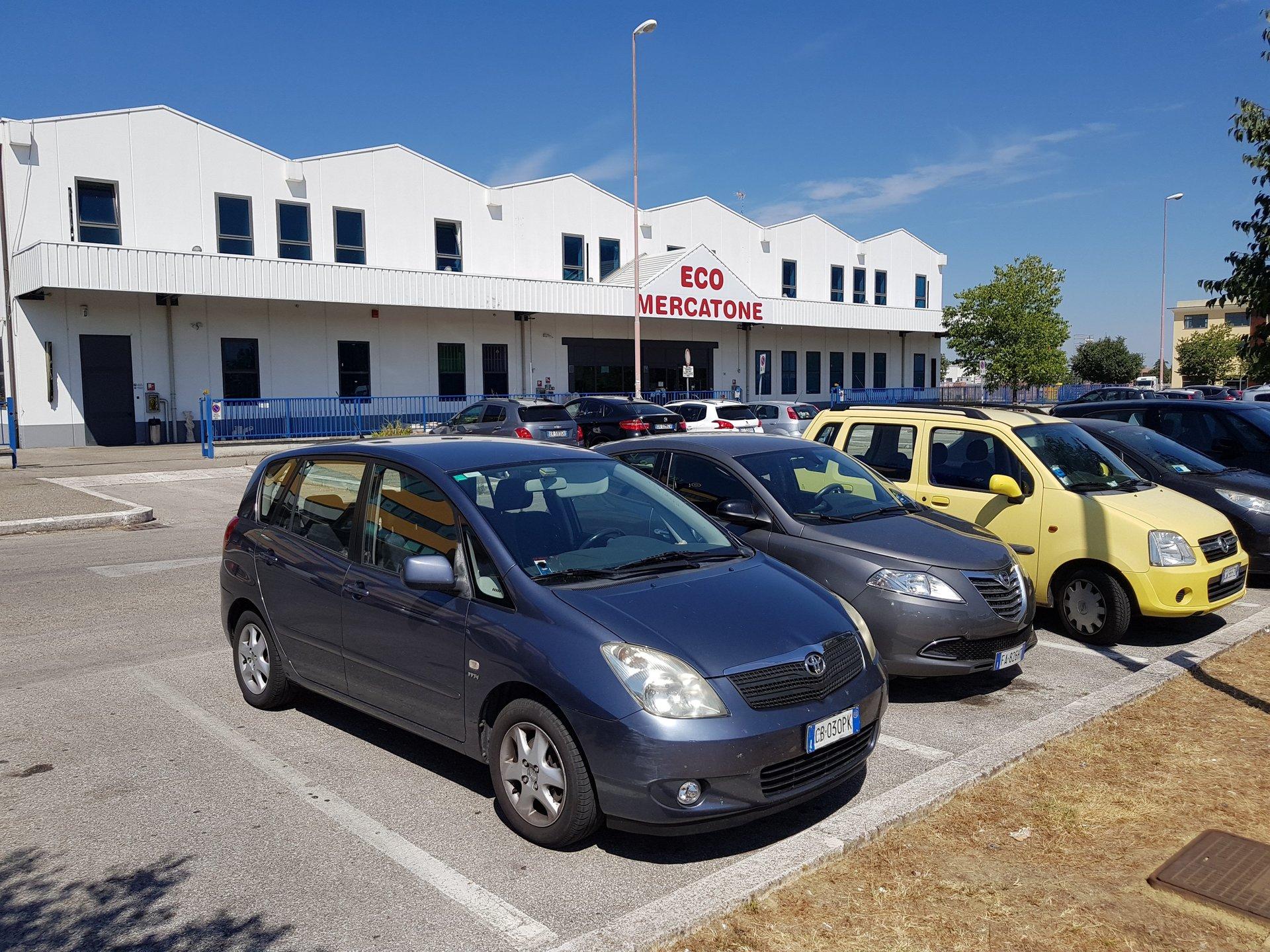 centro commerciale di Cesena