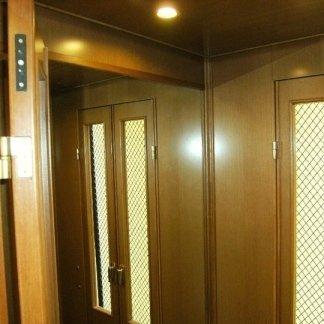 cabine ascensore