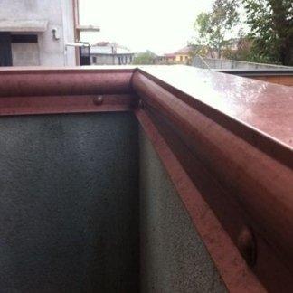 rivestimento per balcone