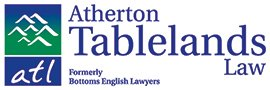 atherton tablelands law business logo