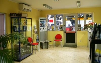 vendita pneumatici carrelli industriali  Zancolli Euromaster Santo Stefano di Magra