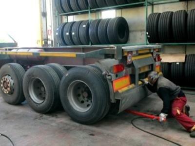 riparazioni e ricostruzione pneumatici