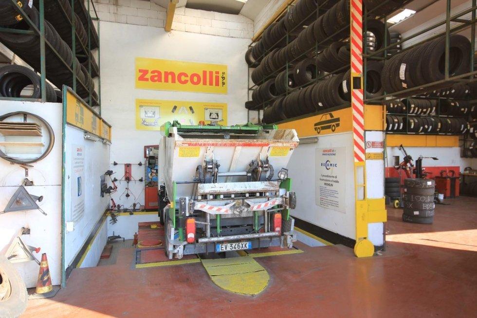 Assetto ruote autocarri-bus Zancolli Euromaster Santo Stefano di Magra