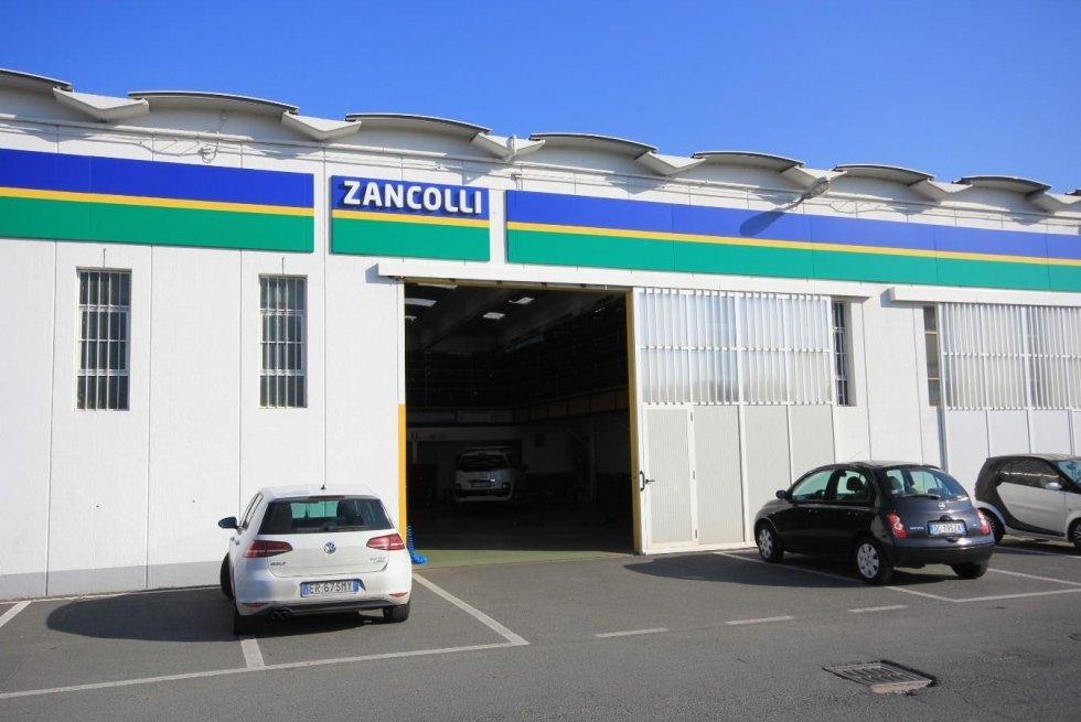 Officina meccanica auto gomme Zancolli Euromaster Santo Stefano di Magra