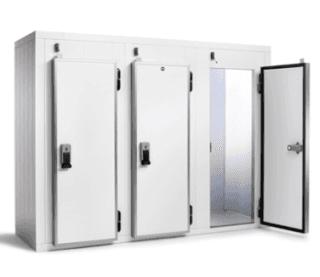 riparazione di celle frigorifere
