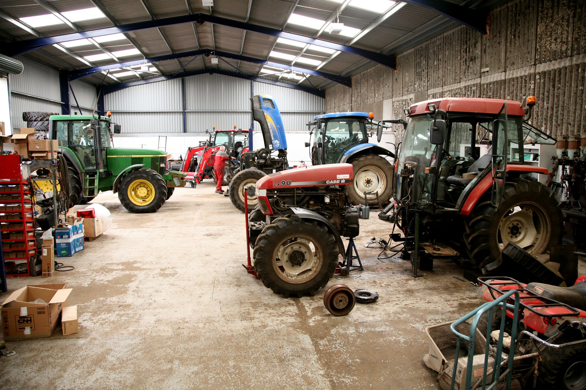 Farming Machinery Servicing Amp Repairs Catley Engineering