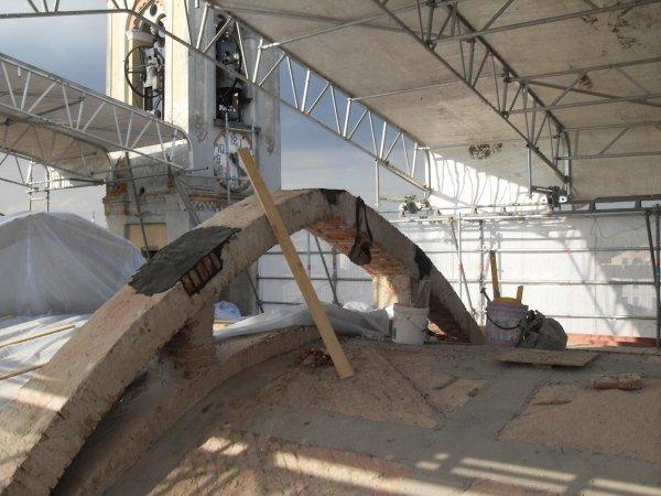 arch masonry restoration