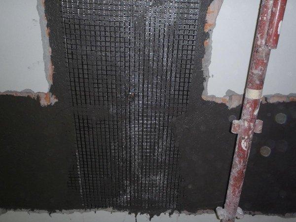 fibre-based structural repair