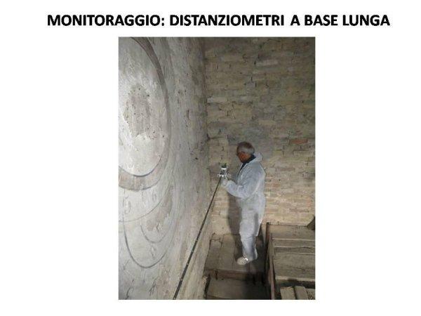 Monitoring: long base distance meter