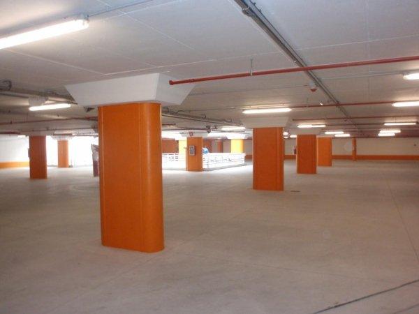 View first basement level
