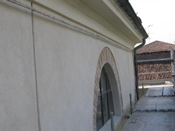 finestra cappella lato ovest