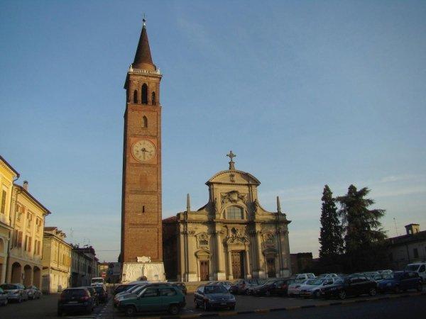 San Giorgio church  -Casalbuttano (CR)