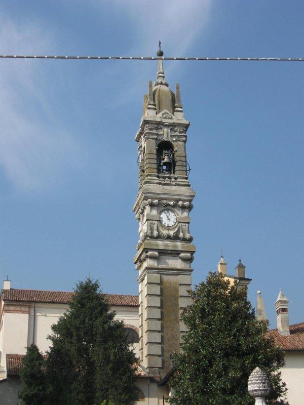 Church of San Dalmazio -Paderno Ponchielli (CR)
