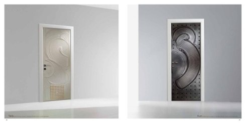 Porte da interni linea Casa Zen di Bertolotto
