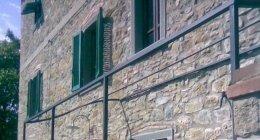 Realizzazione pensiline esterne Arezzo