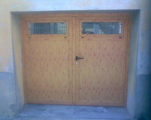 Porta da garage