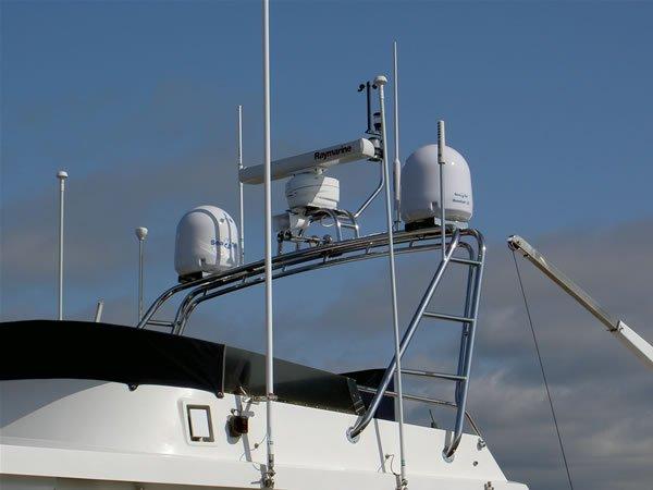 Tanner Manufacturing Amp Design Inc Radar Arches