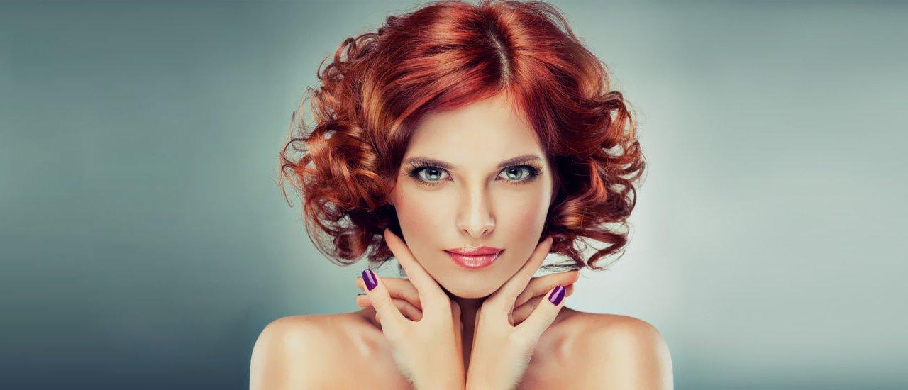 stunning hair colour