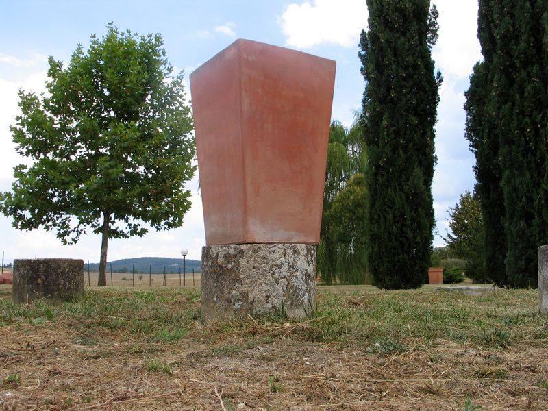 oggetto in terracotta