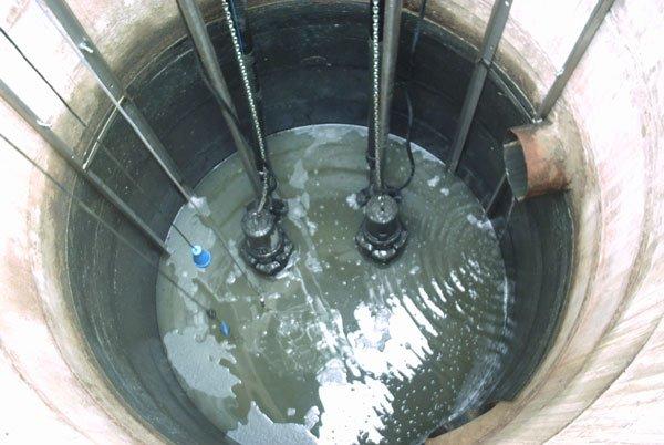 Un contenitore idrico