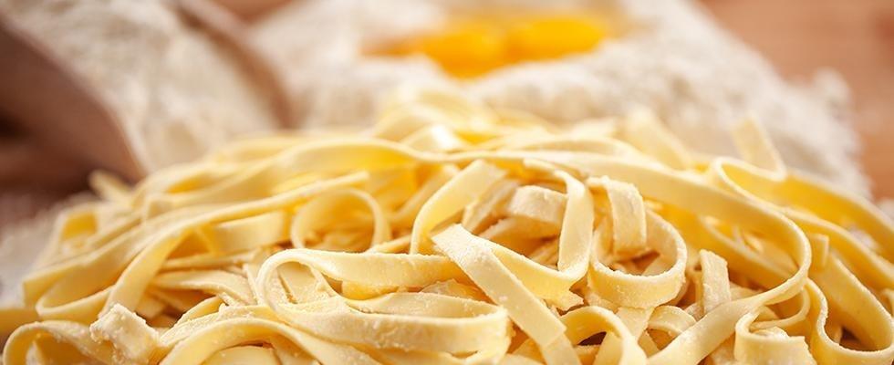 Pasta Fresca artigianale all'uovo, Rieti