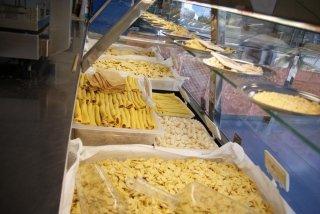 pasta fresca artigianale. produzione pasta all'uovo Rieti
