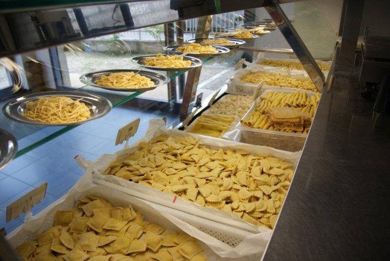 Produzione pasta fresca, Rieti