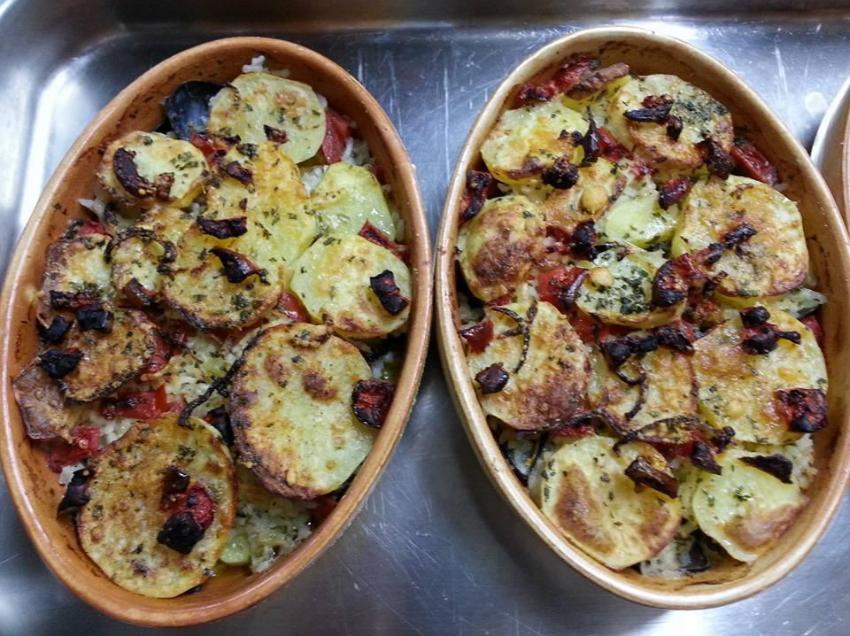 riso, patate e cozze