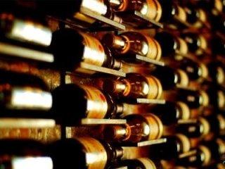 Cantina vino italiano