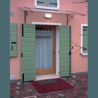 Porte e finestre su misura