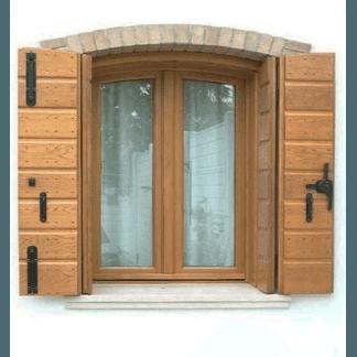 Falegnameria Crema Infissi in legno