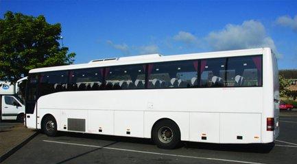 spacious coach