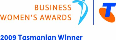 Business women awards logo