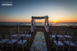 Matrimonio in Spiaggia - Ristorante La Lanterna, San Vincenzo (LI)