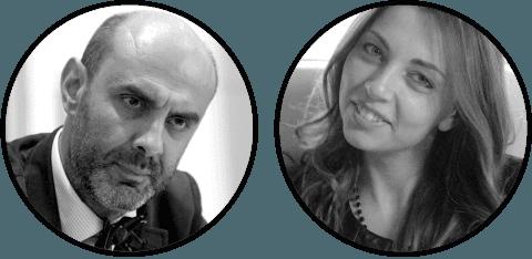 Avvocato Simone pillon e Avvocato Sara Napoleaoni