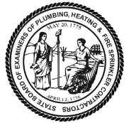 State Board of Examiners of Plumbing, Heating and Fire Sprinkler Contractors