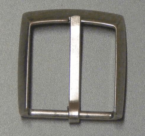 Fibbia sottile in bronzo