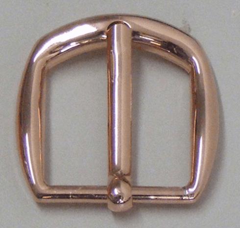 Fibbia bombata in bronzo
