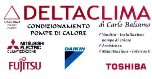 Deltaclima offerte