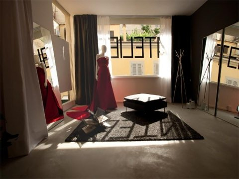 atelier moda sposa