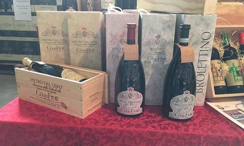 Casse di regalo in carta e legno per i migliori vini