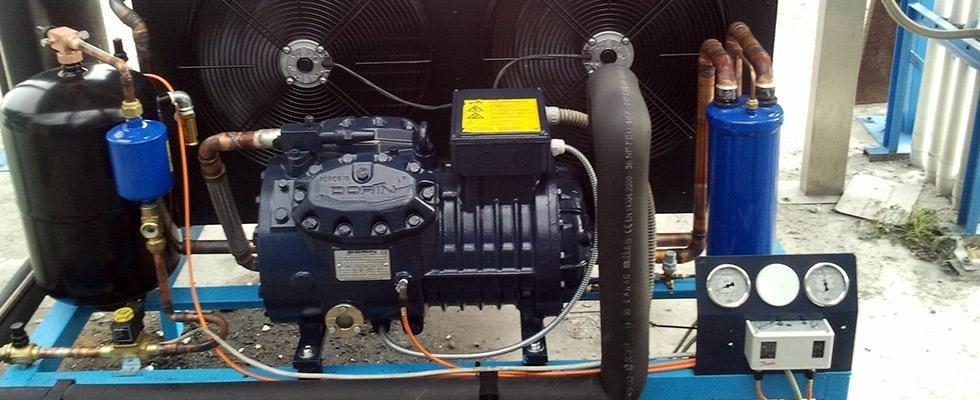 motore condizionatore